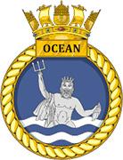 HMS Ocean Crest