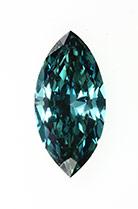 Pressure Treated Coloured Diamond