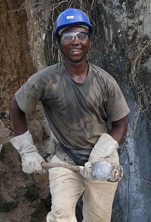 Fairtrade Miner