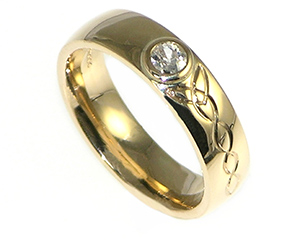 Welsh Gold Ring