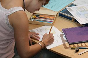 Designer Sketching Engagement Ring