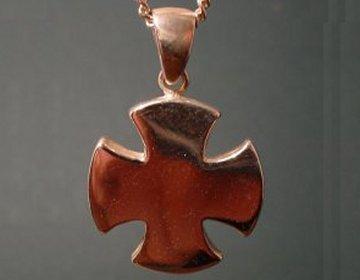 Sterling silver maltese cross pendant sterling silver maltese cross pendant aloadofball Images