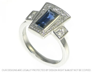 Art Deco Ring Designs
