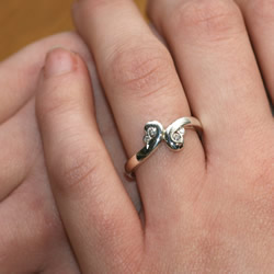 engagement butterfly rsptqfx diamond rings stylish wedding