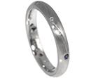 bethan's beautiful palladium eternity ring