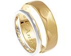 annika's diamond patterned 9ct white gold wedding ring