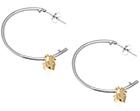 kerry's bespoke ivy leaf earrings