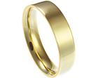simon's bespoke 9ct fairtrade yellow gold wedding band