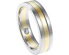 mike's sentimental bespoke wedding ring