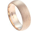 jonathon's rose gold wedding ring