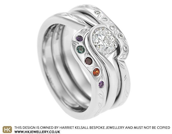 Design My Own Eternity Ring Uk