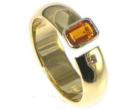 4269-ring-9ct-yellow-gold--ring-with-emerald-cut-garnet-and-princess-cut-treated-cognac-diamond_1.jpg