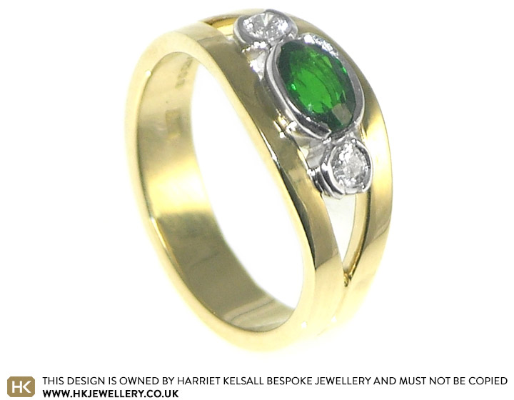 contemporary-mixed-metal-engagement-ring-with-deep-green-tsavorite-and-diamonds-6254_2.jpg
