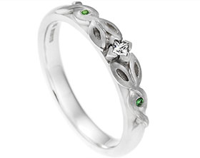 16707-palladium-engagement-ring-with-satinised-celtic-overlay-diamond-and-tsavorite_1.jpg