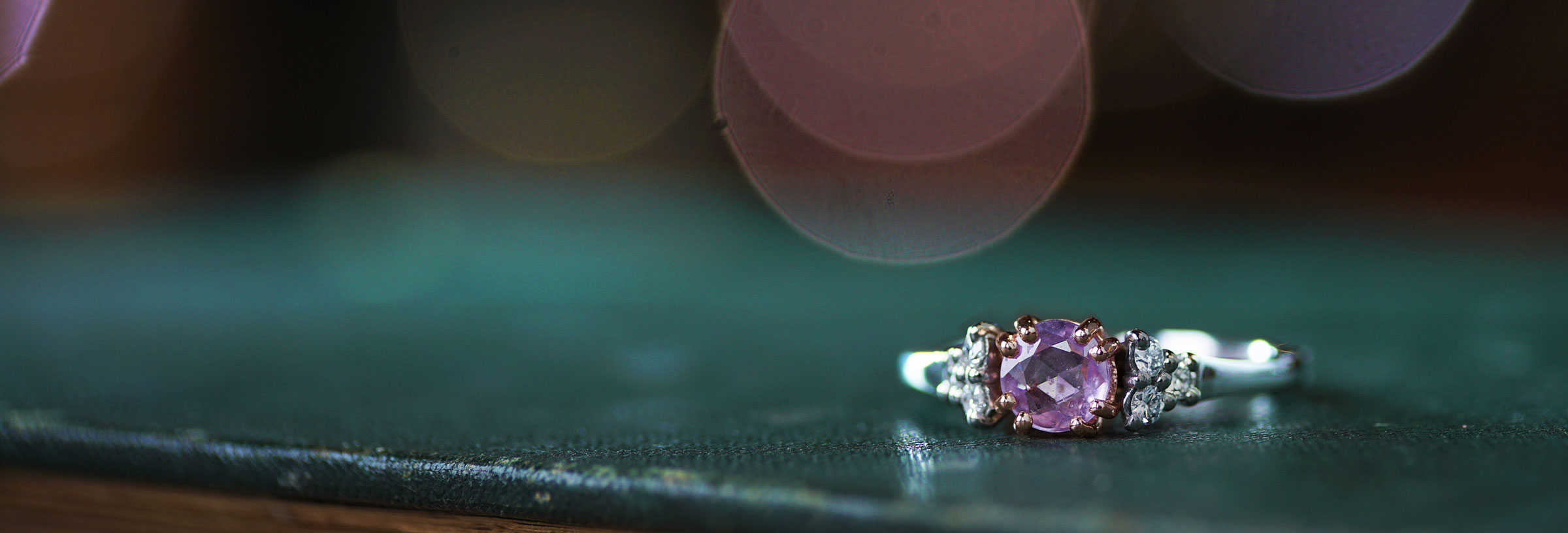 mixed-metal-lilac-sapphire-and-diamond-engagement-ring