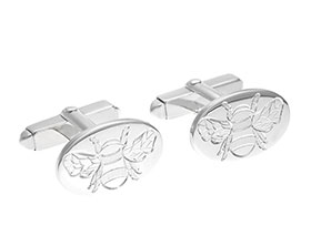 17170-bee-engraved-sterling-silver-cufflinks_1.jpg