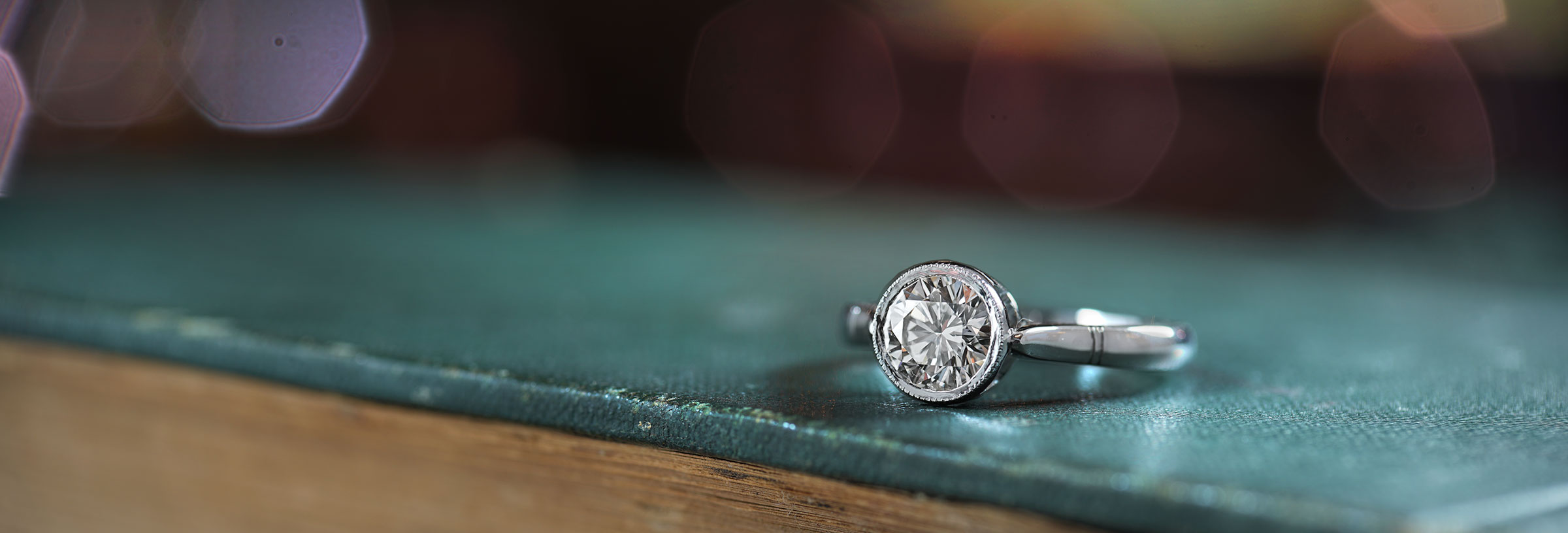 antique-inspired-platinum-engagement-ring-diamond-solitaire