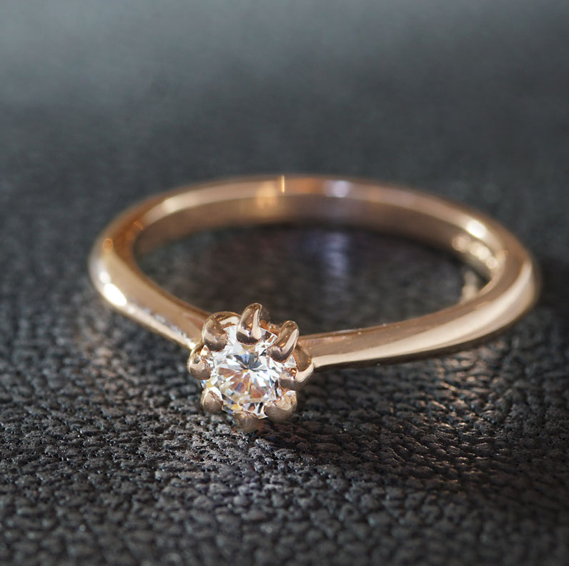 17654-Fairtrade-9-carat-rose-gold-eight-claw-set-diamond-ring_9.jpg
