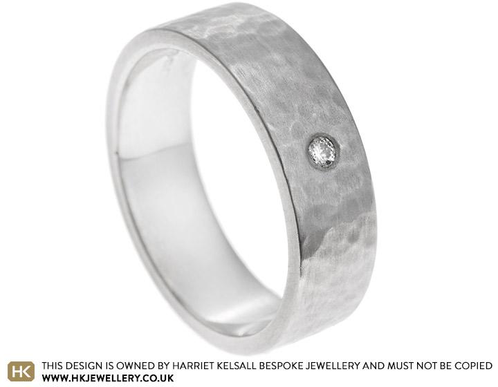 8836-hammered-finish-satinised-diamond-wedding-band_2.jpg