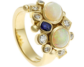 18358-yellow-gold-cluster-dress-ring-with-customers-own-diamonds-sapphire-and-opals_1.jpg