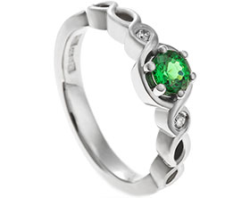 18963-palladium-organic-weave-diamond-and-green-tsavorite-engagement-ring_1.jpg
