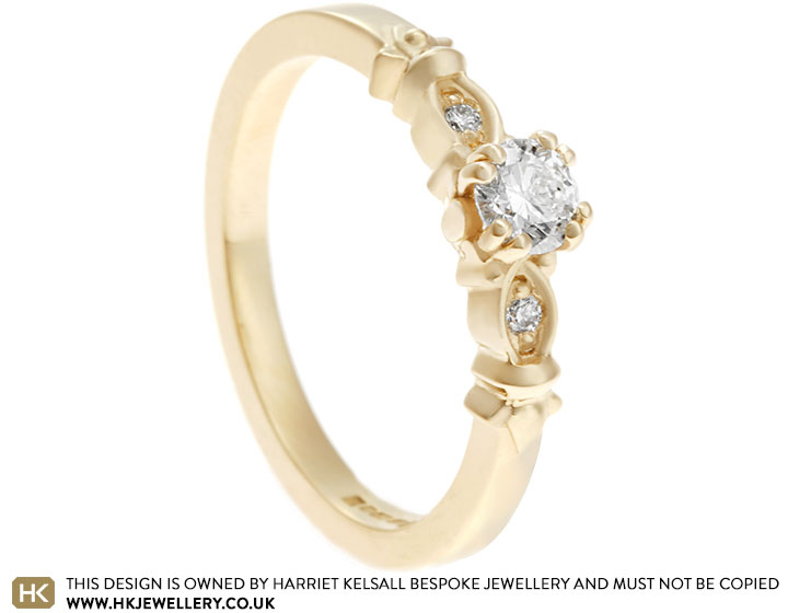 19009-fleur-de-lis-inspired-yellow-gold-and-diamond-engagement-ring_2.jpg