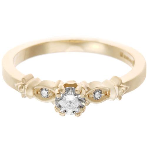 19009-fleur-de-lis-inspired-yellow-gold-and-diamond-engagement-ring_6.jpg