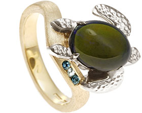 19974-white-and-yellow-gold-turtle-inspired-dress-ring-with-black-opal-and-aquamarine_1.jpg
