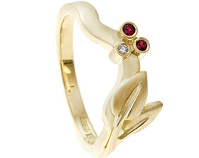 20176-yellow-gold-mixed-finish-fitted-leaf-eternity-ring-with-diamond-and-rubies_1.jpg