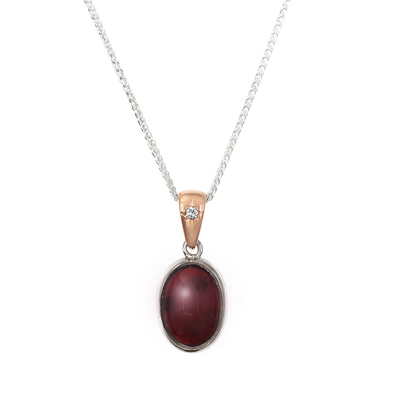 19754-sterling-silver-cabochon-garnet-pendant-with-rose-gold-and-diamond-bail_9.jpg