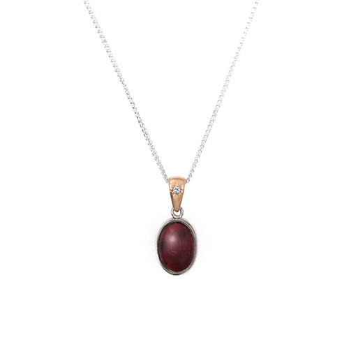 19754-sterling-silver-cabochon-garnet-pendant-with-rose-gold-and-diamond-bail_6.jpg