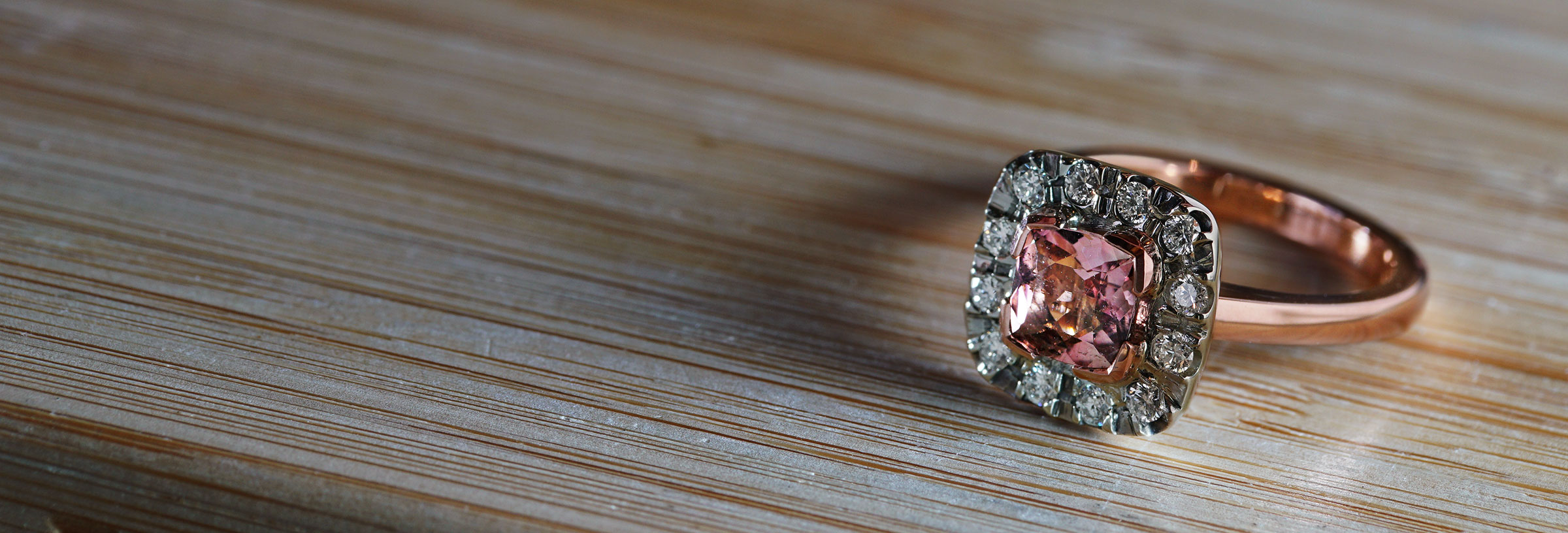 rose-and-white-gold-peach-tourmaline-and-diamond-cluster-engagement-ring