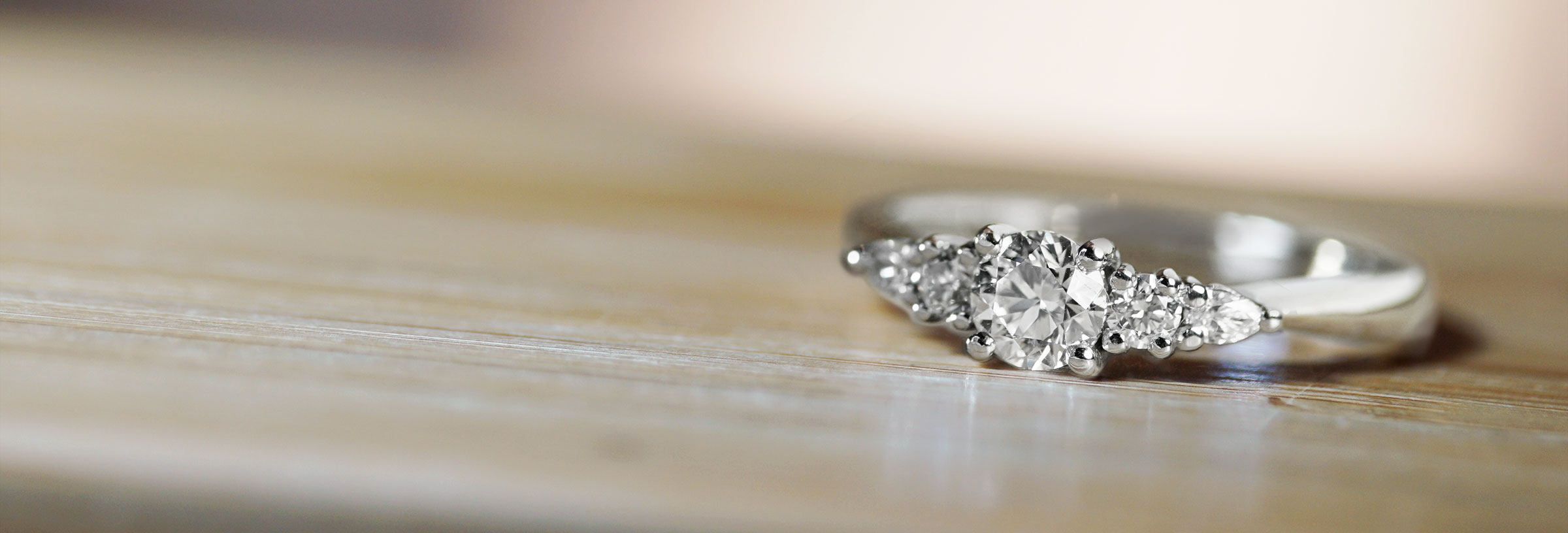 platinum-and-mixed-cut-diamond-engagement-ring
