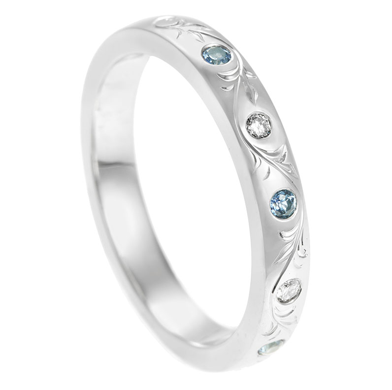 21958-ornate-floral-engraved-platinum-diamond-and-pale-blue-sapphire-eternity-ring_9.jpg