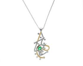22479-sterling-silver-yellow-gold-diamond-and-emerald-rennie-mackintosh-inspired-pendant_1.jpg