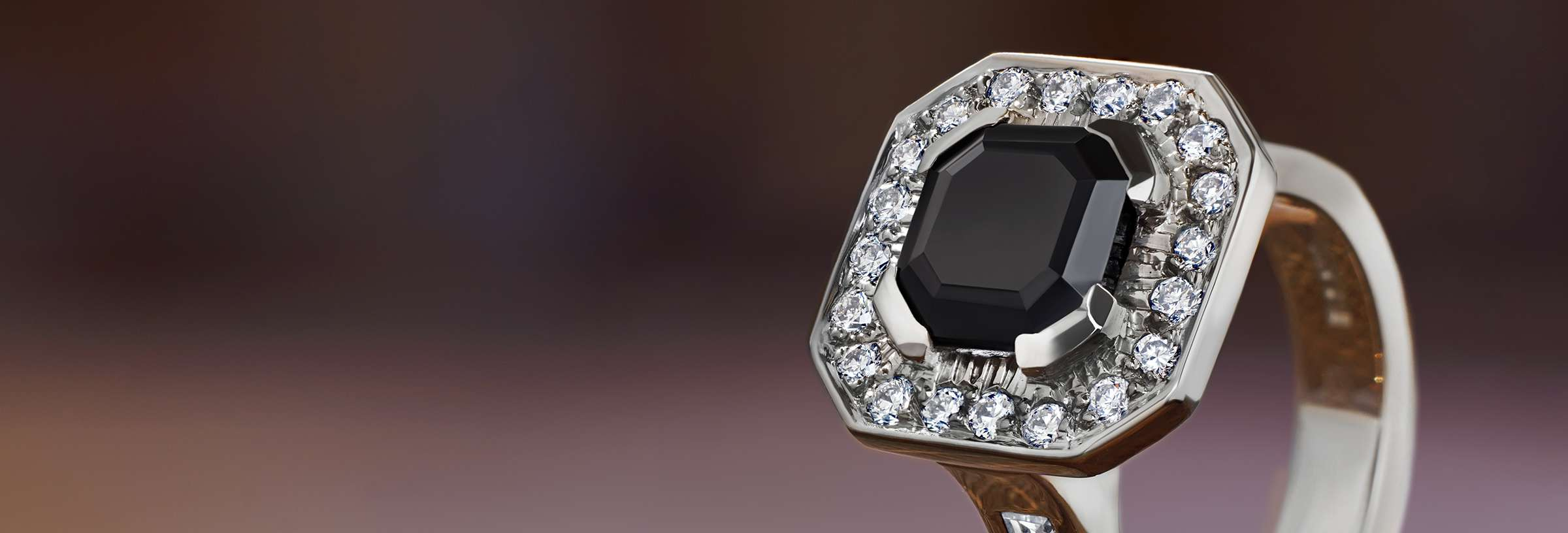 Onyx Engagement Rings Information