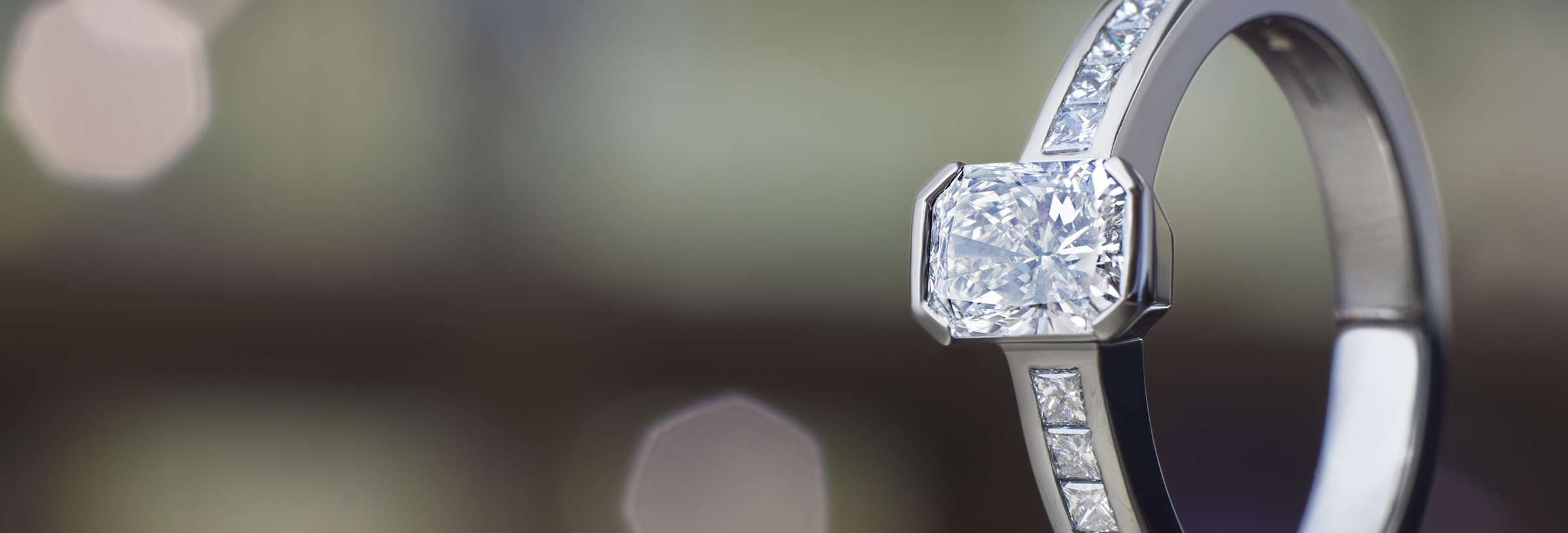 Palladium Engagement Rings Information