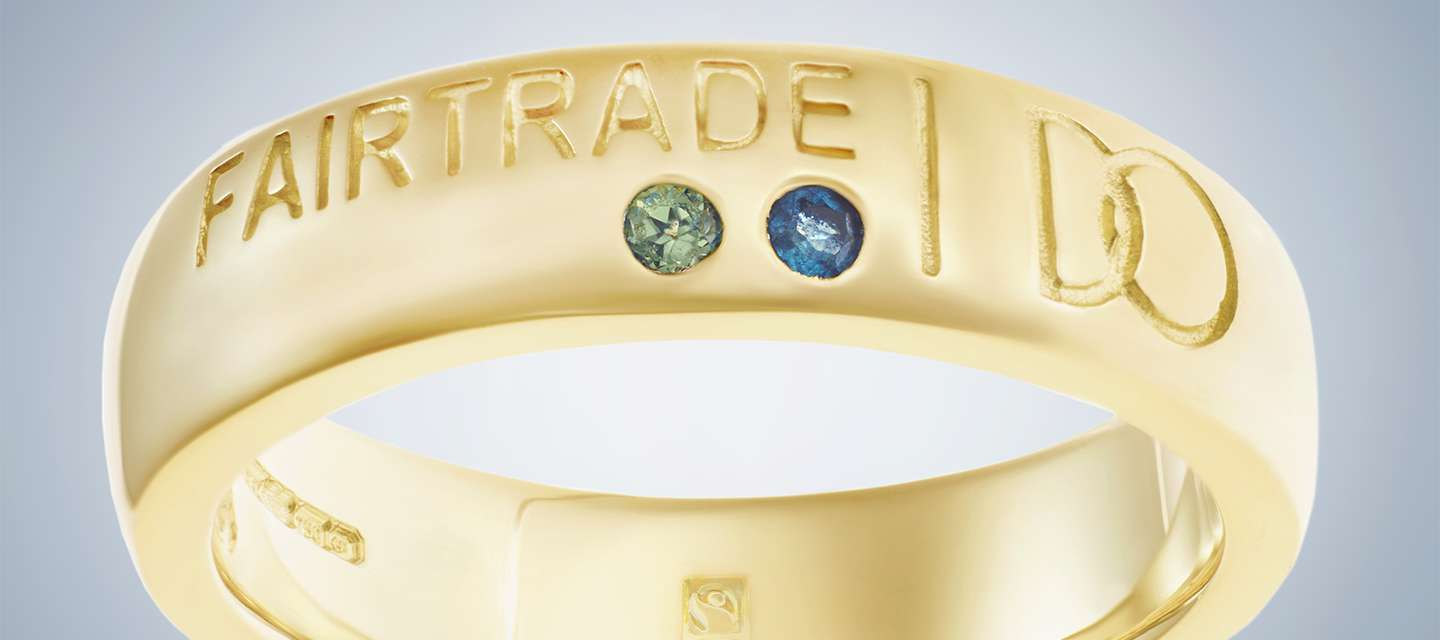Fairtrade Wedding Rings Harriet Kelsall