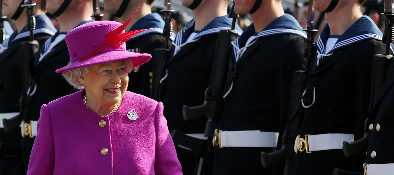 Borrowing the Queens Jewellery