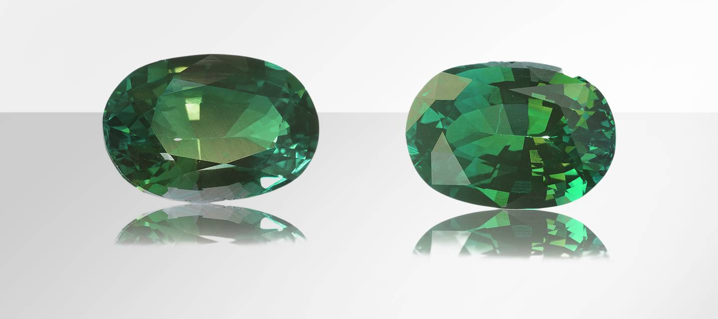 Green with Envy - Emerald Engagement Rings
