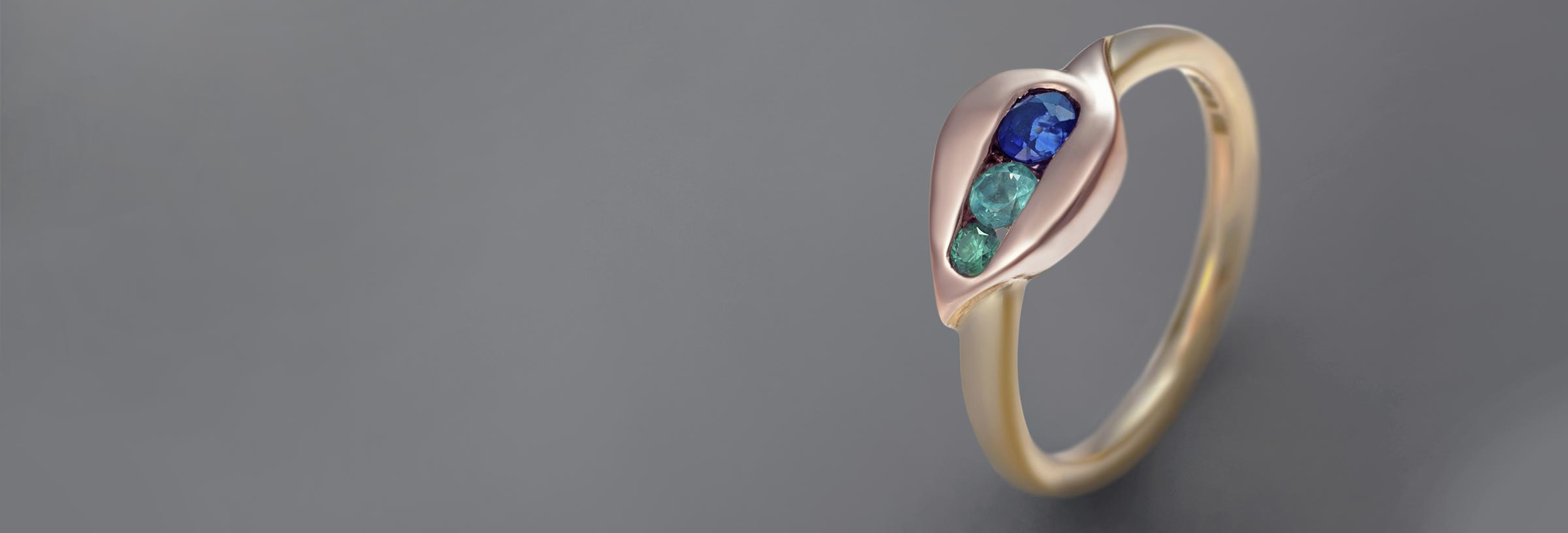 alexandrite nouveau ring sterling silver hand rings wedding woodland right unique art media engagement