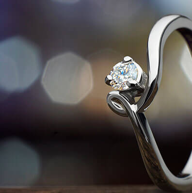 engagement kylie rings solitaire unique f products organic bypass aquamarine asymmetrical ring