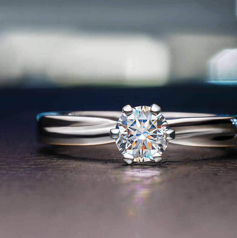 Gallery of Palladium Engagement Rings