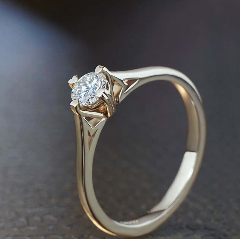 Zircon Engagement Rings