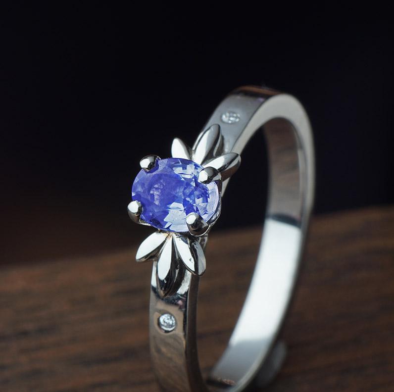 Gallery of Tanzanite Engagement Rings