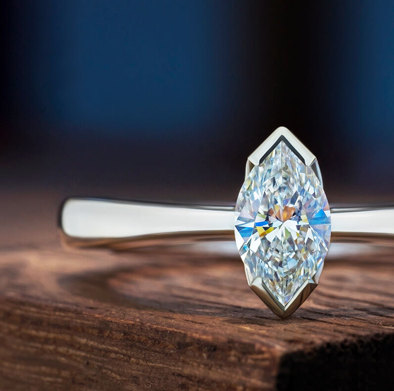 Gallery of Diamond Engagement Rings