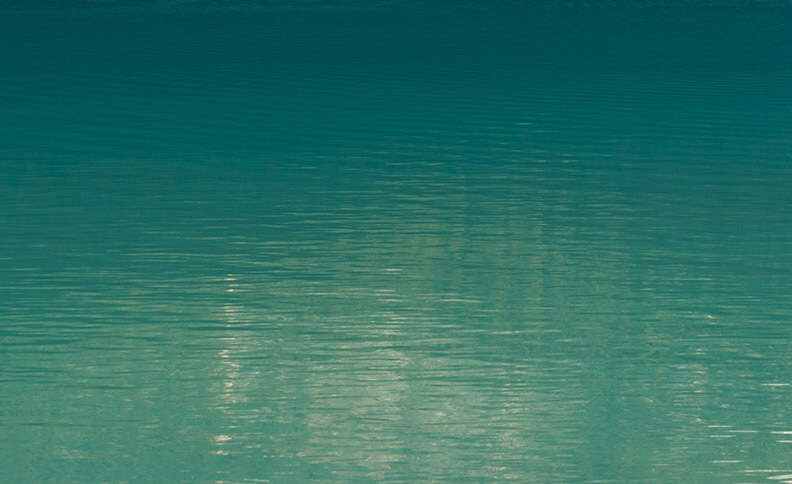 Inspired by The Aqua colour of Lake Louise