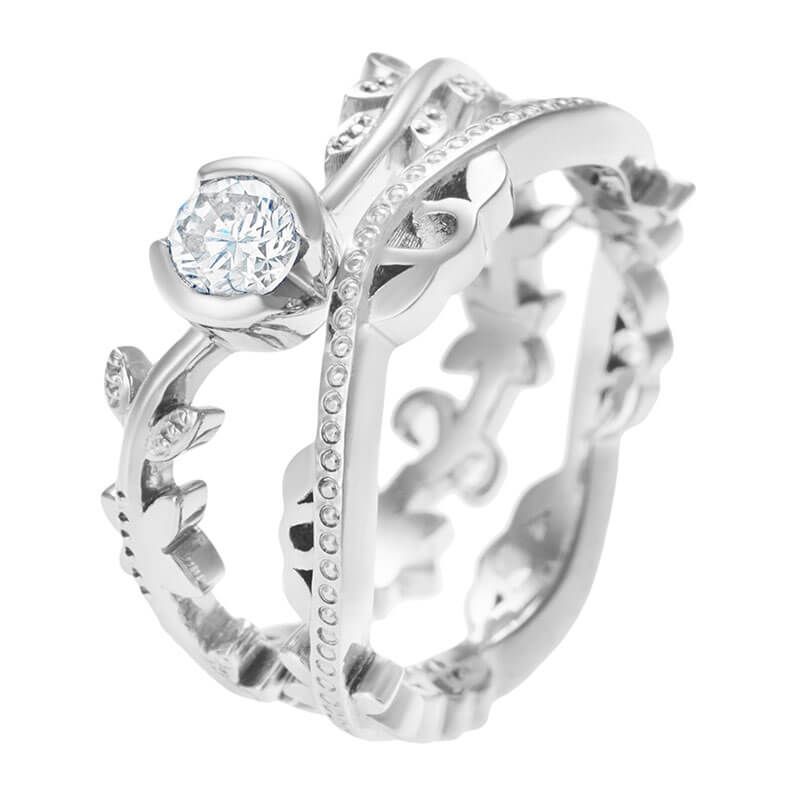 fitted wave shaped rings surfer wedding kelsall harriet ring