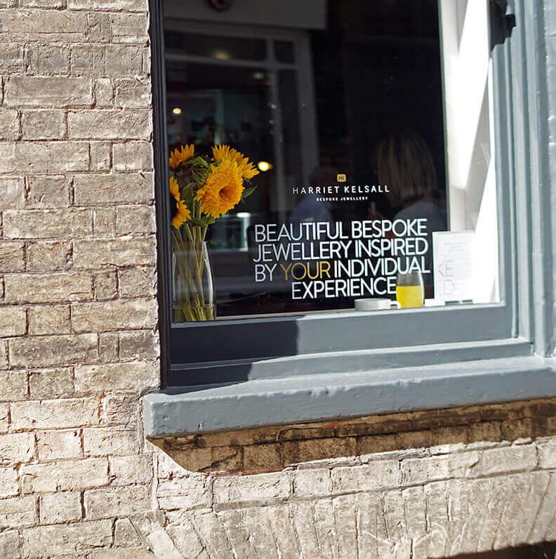 Cambridge Jewellery Shop and Studio | Harriet Kelsall