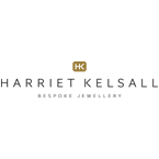 Harriet Kelsall Bespoke Jewellery Logo (White)